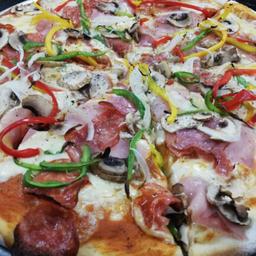 Pizza Bigotes