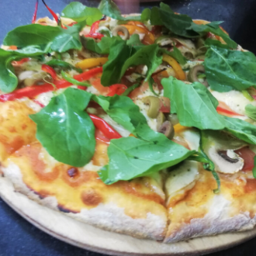 Pizza Gandhi