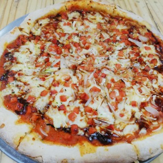 Pizza Cantinflas