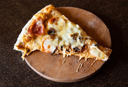 Pizza La Especial d´ Alucca