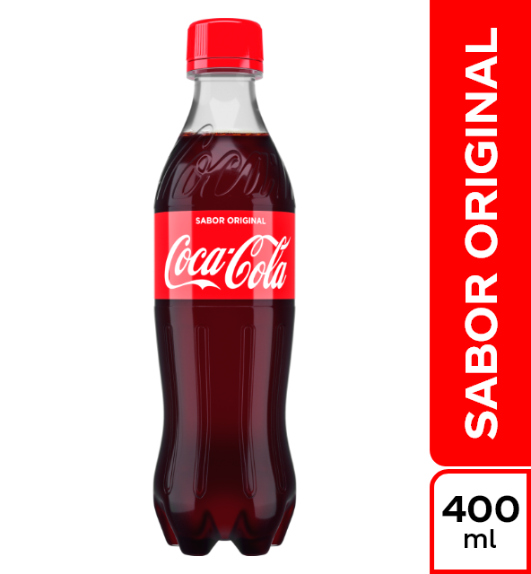Coca Cola Original 400 ml