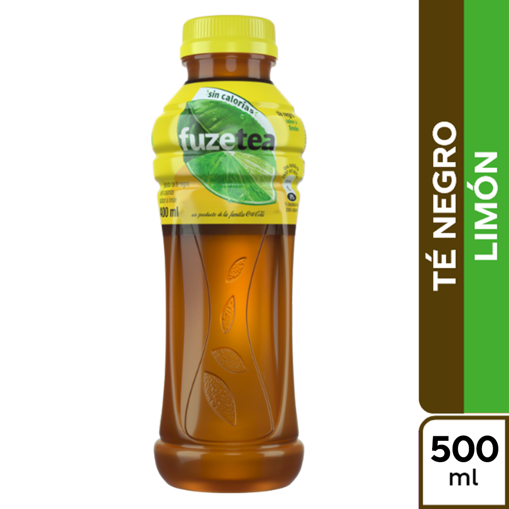 Fuze Tea de Limón 500 ml