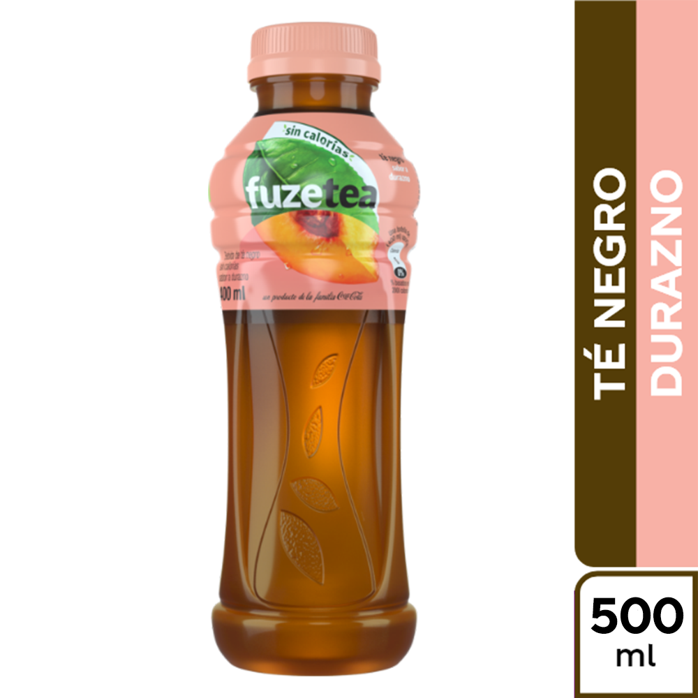 Fuze Tea de Durazno 500 ml