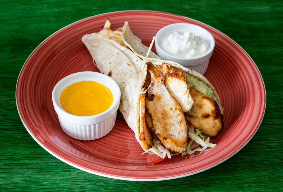 Shawarma Original de Pollo