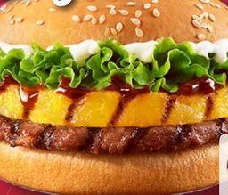 Burger Chicken Cheese Bacon