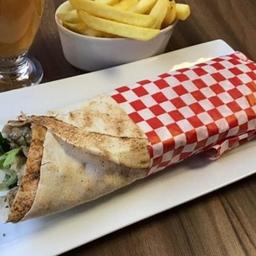 Shawarma extra grande
