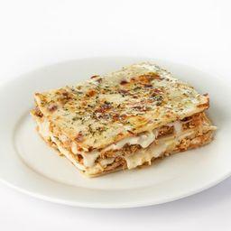 Lasagna de Pollo Individual