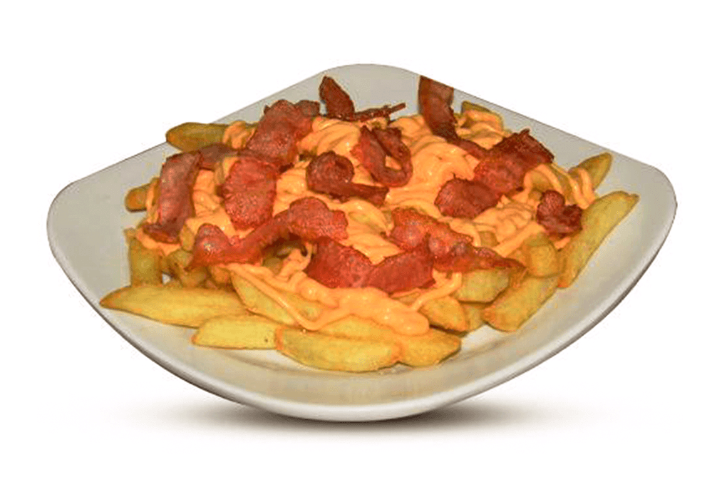 Papas Bacon Cheese