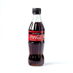 Coca Cola Sin Azucar 300Ml