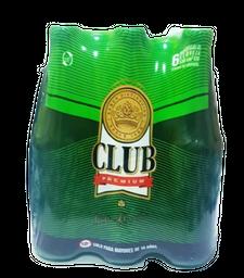 Cerveza Club Frio 6 U