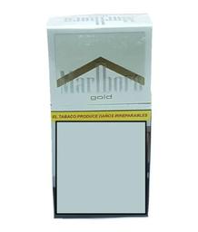 Cigarros Marlboro Blanco Cajetilla 10 U