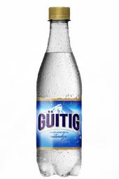 Agua Guitig con Gas 600 ml