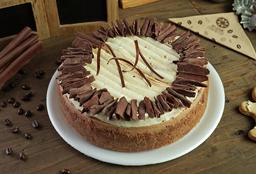 Cheesecake de Brownie  (Entero)