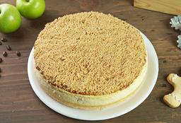 Cheesecake de Manzana Crocante (Entero)