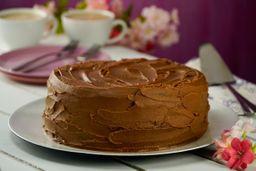 Pastel de Chocolate (Medio)