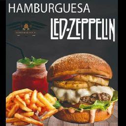 Hamburguesa Led Zeppelin