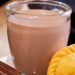 Chocolate 100% Artesanal Md (caliente)