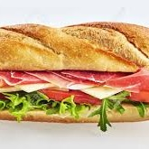 Sandwich de Jamon Queso