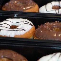 Caja de 2 Donuts