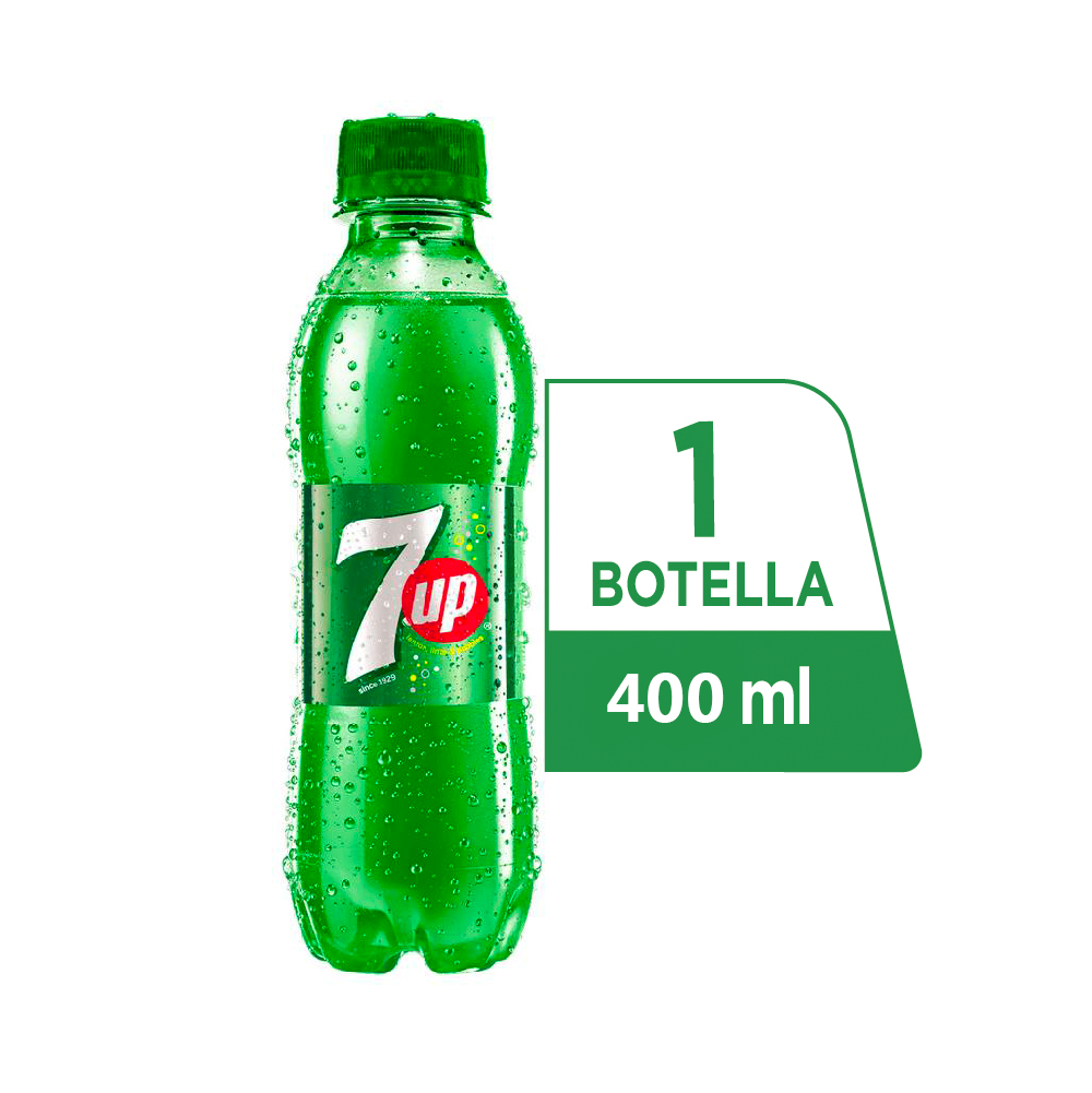 Seven Up 400 ml