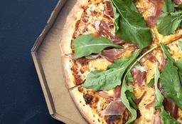 Pizza Prosciutto y Rúcula