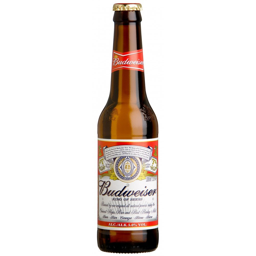Cerveza Budweiser 330 ml