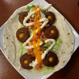 Sandwich de Falafel