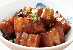Carne de Cerdo Estofado Estilo Chino