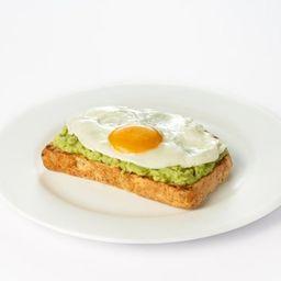 Desayuno Tostada de Aguacate