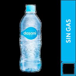 Dasani Sin Gas 600 ml