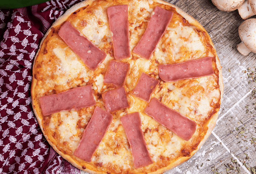 Pizza Individual de Jamón