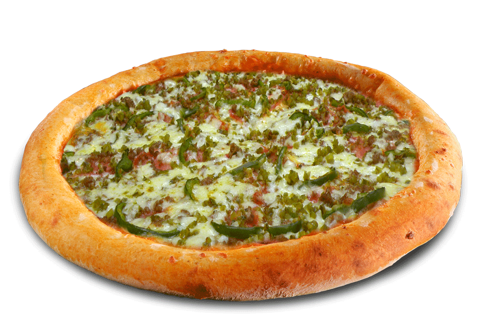 Pizza Mediana Tex - Mex