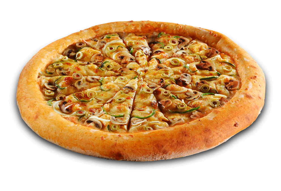 Pizza Gigante Vegetariana