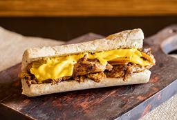 Sándwich a la Plancha