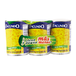 Facundo Maiz Dulce Fac (Px3)