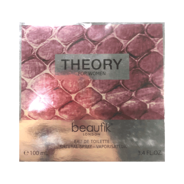 Edt Theory For Women Natural Spray Vap