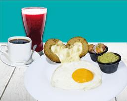 Desayuno Bolón