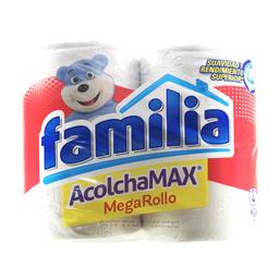 Familia Papel Higiénico Acolchamax