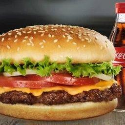 Promo Hamburguesa Carne