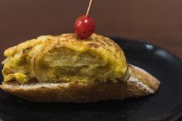 Tapa Tortilla Española