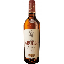 Ron Abuelo Añejo 750 ml