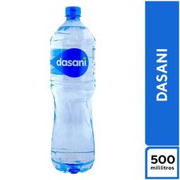 Agua Dasani 500 ml
