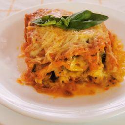 Lasagna de Tomate