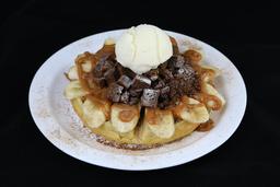 Waffle Brownie