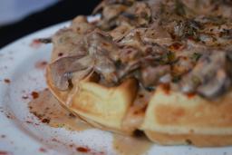 Waffle Pollo