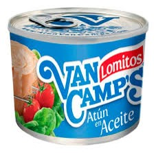Van Camps Atun Lomi Aceite Vancamp