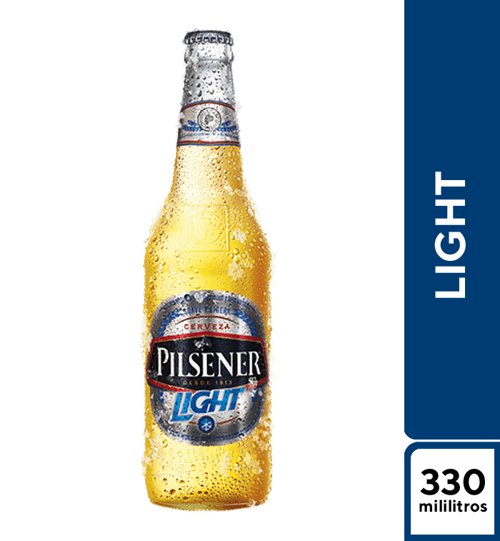 Pilsener Light 330 ml