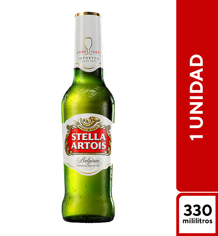 Stella Artois 330 ml