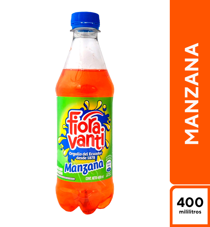 FioraVanti Manzana 400 ml