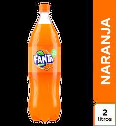 Fanta Naranja 2 L